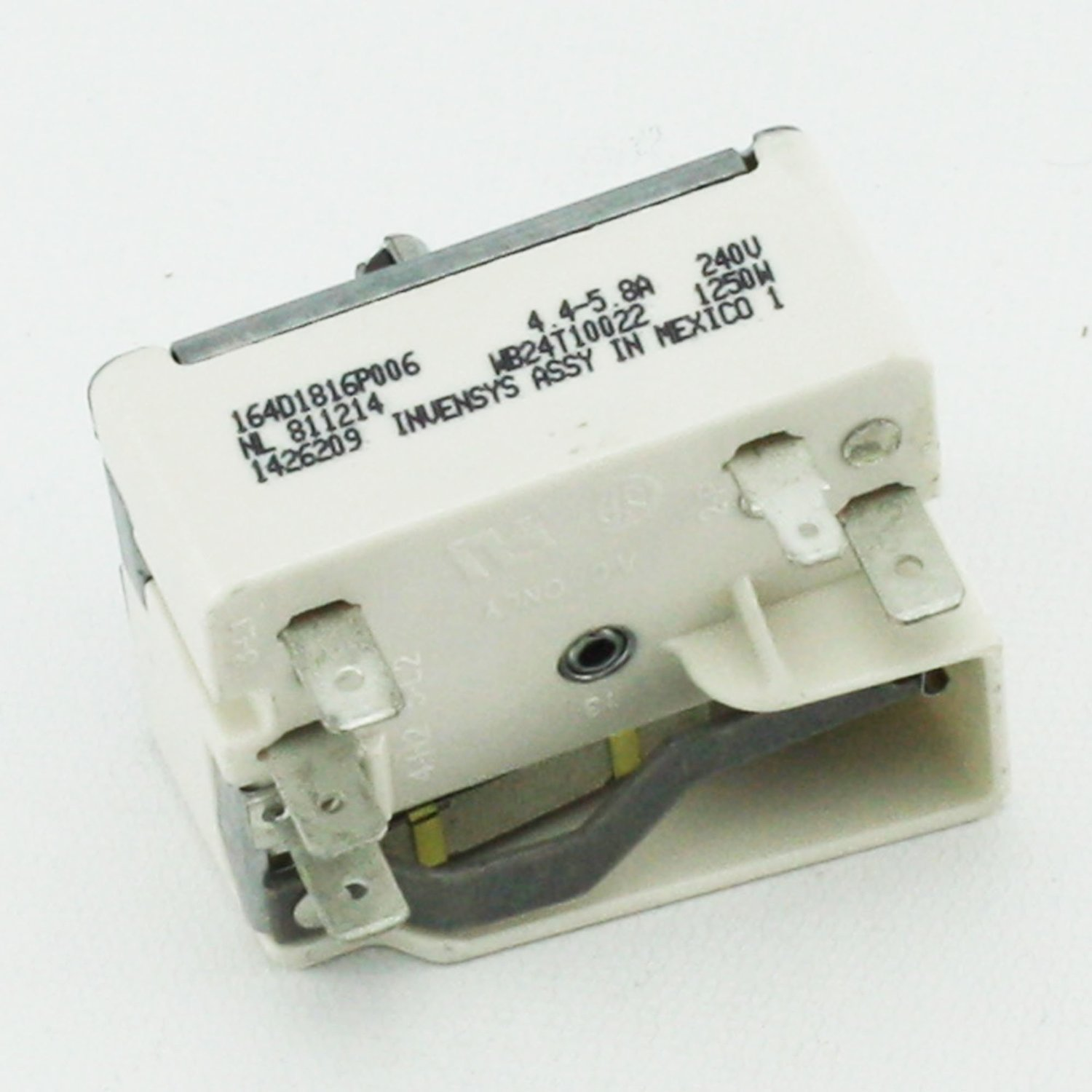 Edgewater Parts WB24T10022 Oven Surface Unit Infinite Switch Compatible with GE Oven