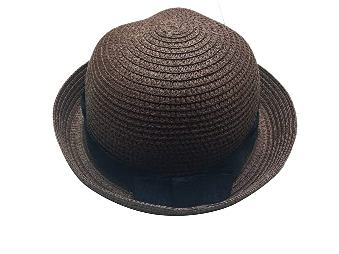 Amazon.com: JTC - Sombrero redondo con lazo para niños ...