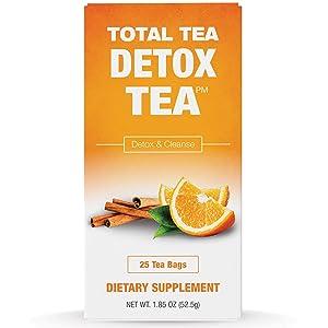 Total Tea Detox Tea