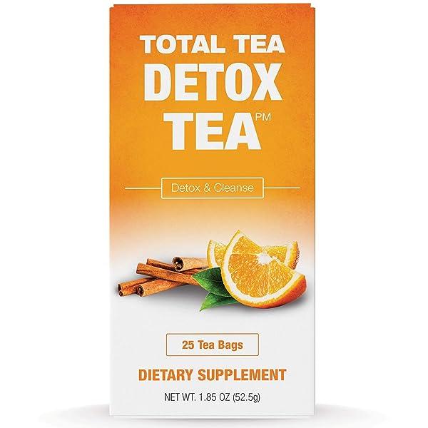 Yogi Detox Tea: What's In It?