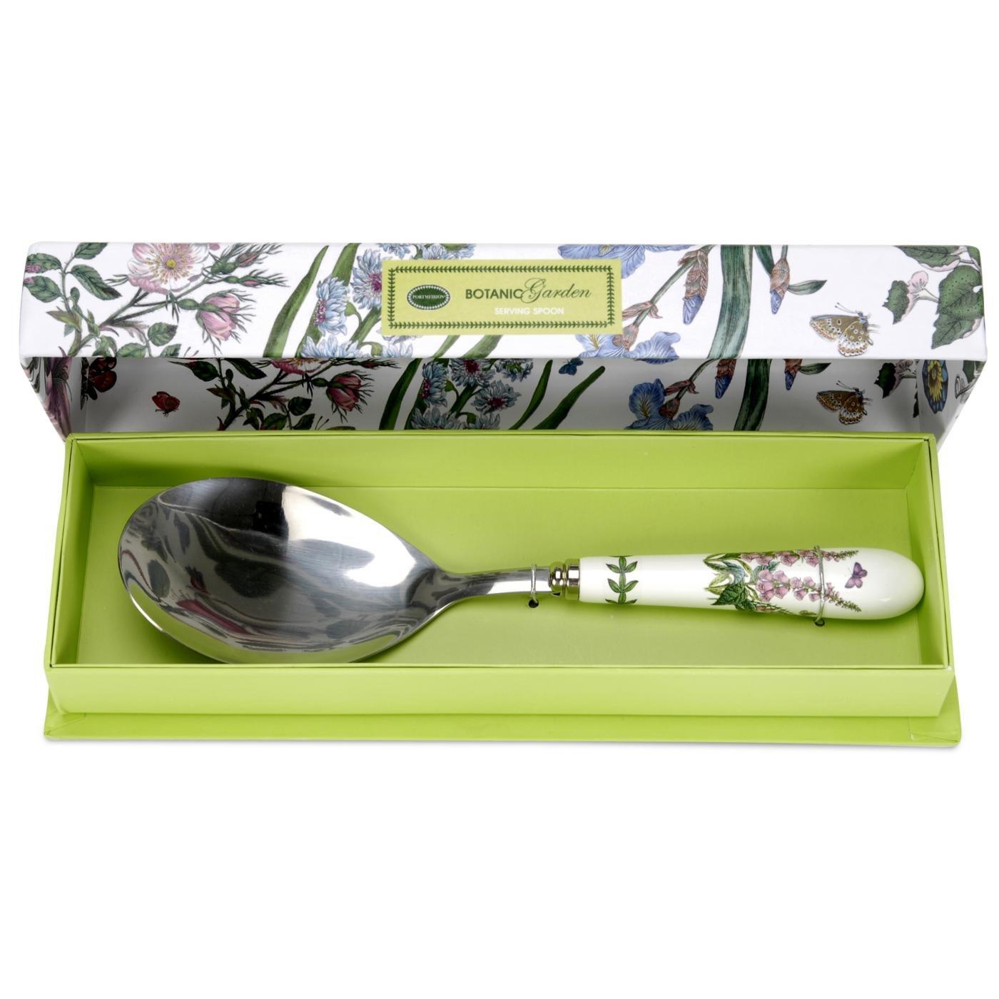 Portmeirion Botanic Garden Serving Spoon