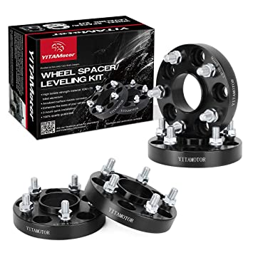 Amazon com: YITAMOTOR Wheel Spacers for Nissan Infiniti 5x4