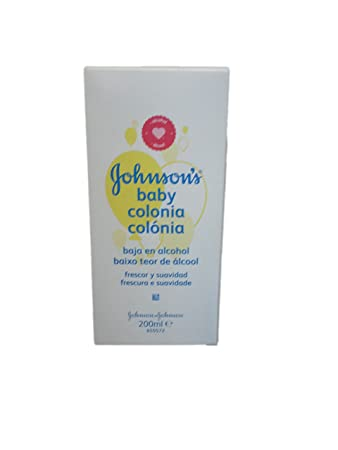 Johnsons Baby Colonia 200ml