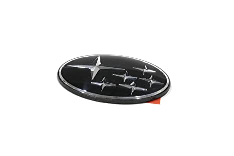 Amazon com: Subaru NEW 1995-1999 Front Grille Emblem Badge Legacy
