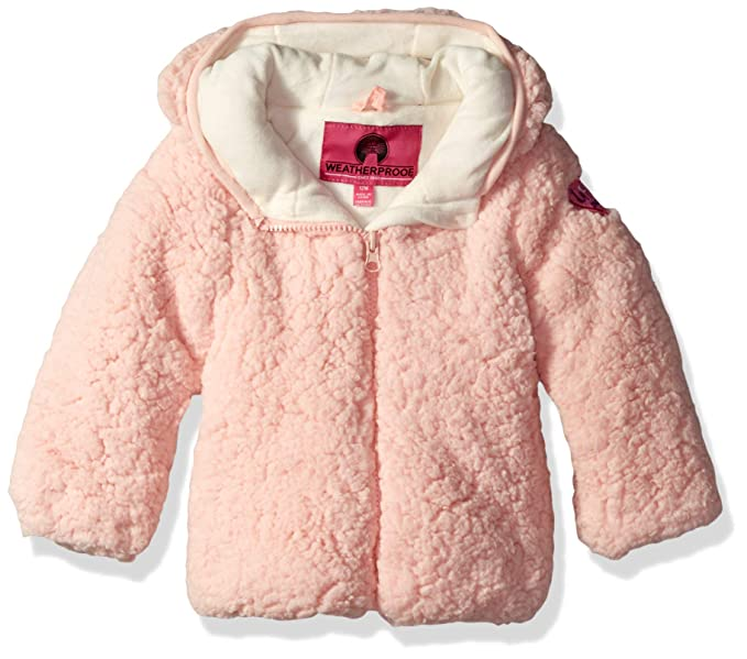 Amazon.com: Chaqueta de forro polar impermeable para bebés y ...