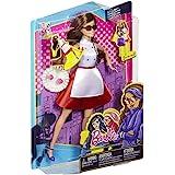 Mattel Barbie DHF07 - Modepuppen, Das Agententeam, Geheimagentin Teresa