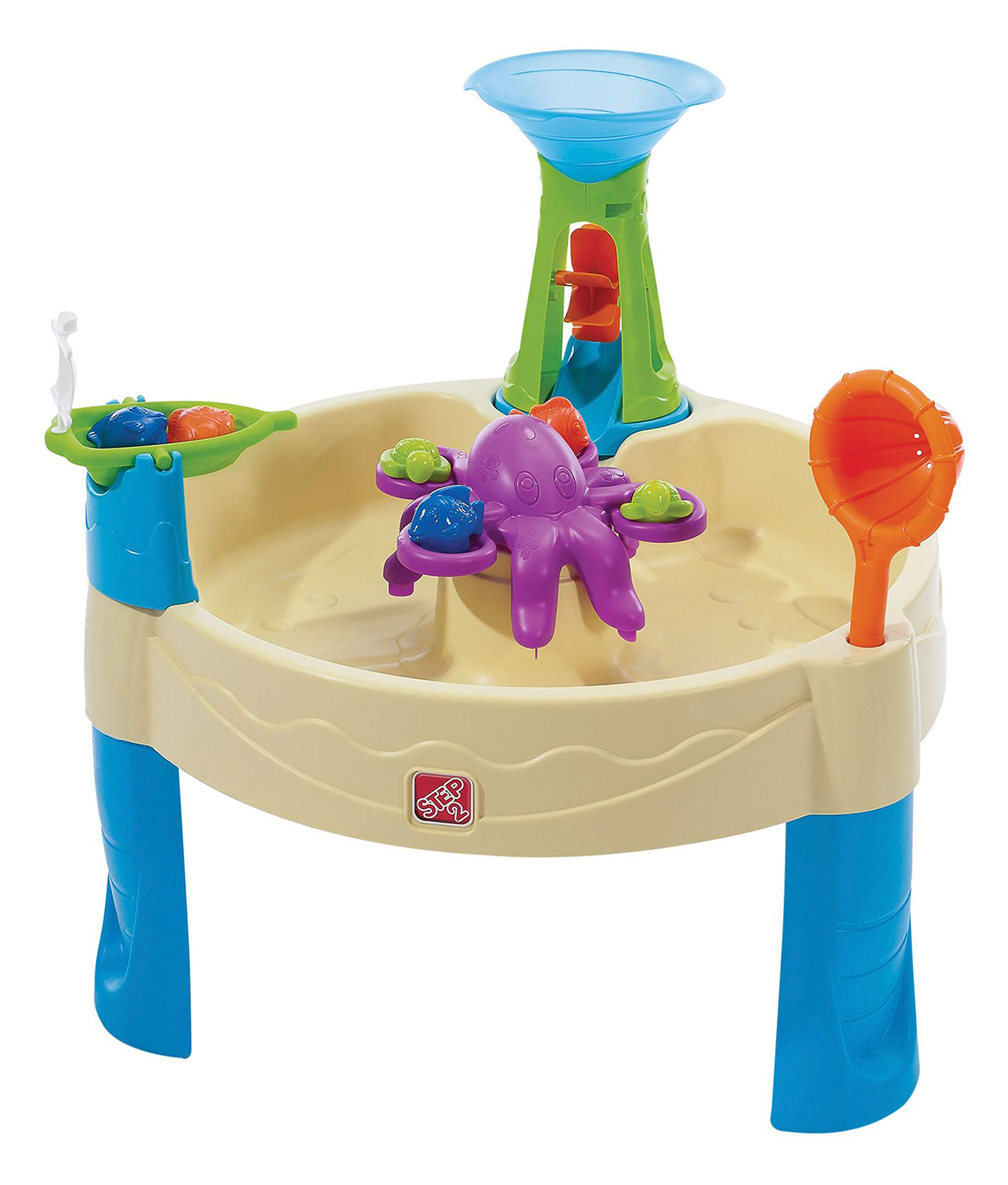 Step2 Wild Whirlpool Water Table, Basic Pack (840100)