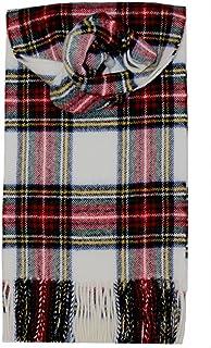 Wallace (Red) Tartan Echarpe en laine d agneau  Amazon.fr  Vêtements ... 1d653ba8e5e
