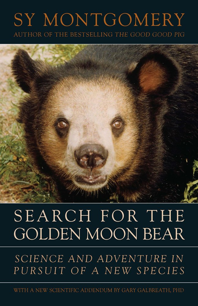 Search for the Golden Moon Bear: Science and Adventure in Pursuit of a New Species PDF