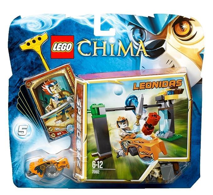 70108 LEGO Legends of Chima Königs-Crash günstig kaufen