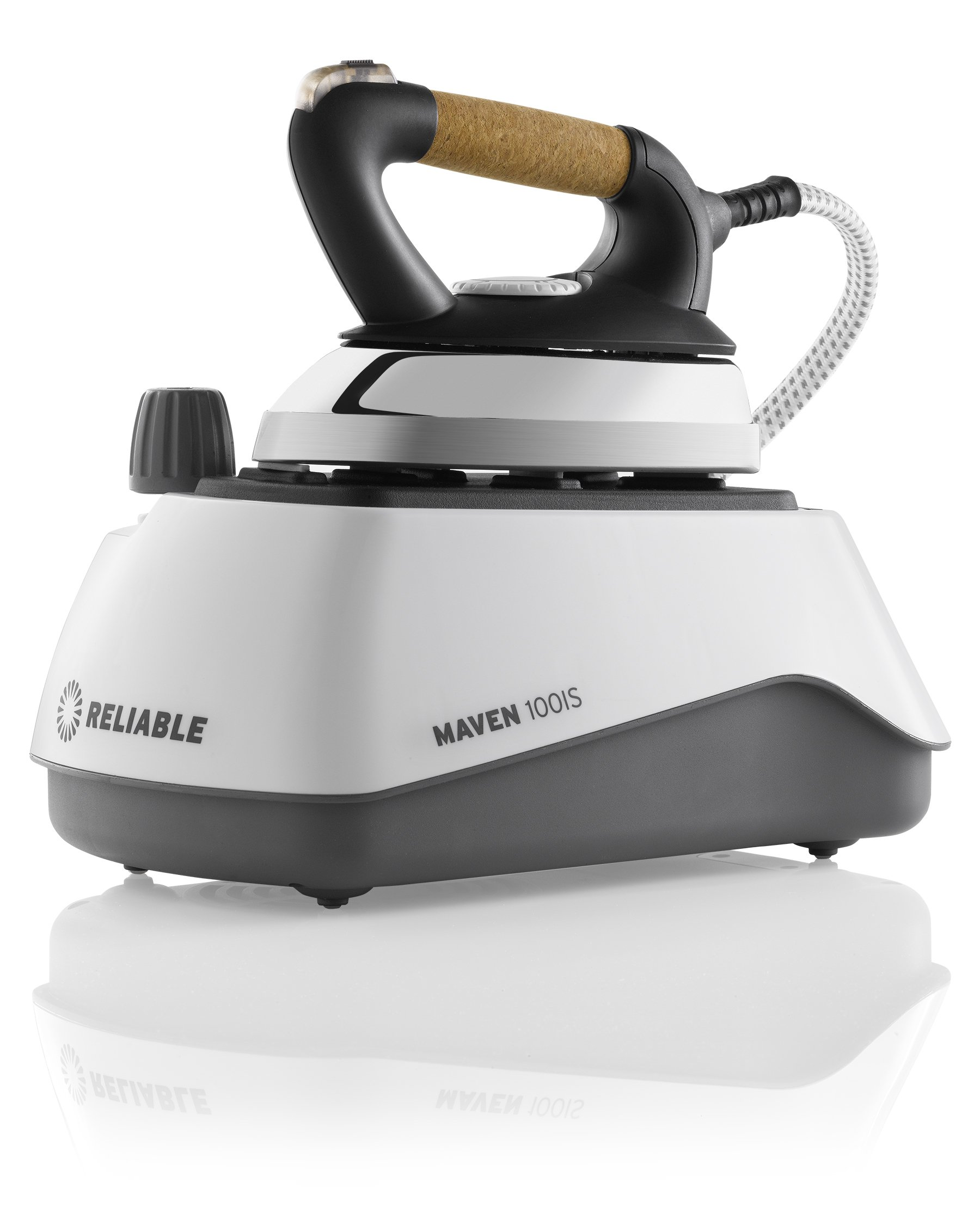 Reliable Maven 100IS Home Steam Ironing System with Lightweight Iron by Reliable