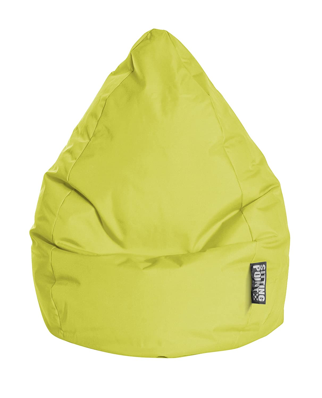 Sitzsack Sitzsack Sitzsack Brava Bean Bag XL ca. 220 Liter grün c679be