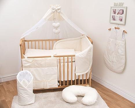 Set biancheria da letto pezzi con paracolpi spesso per culla