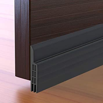 Weather Stripping Door Seal Self Adhesive Foam Weatherproof Door Draft Stopper