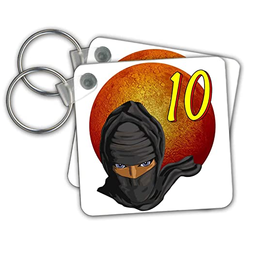 Amazon.com: MacDonald Creative Studios – Ninja Birthday - A ...
