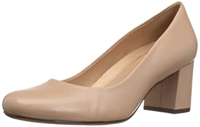 e155697212d8 Naturalizer Women s Whitney Dress Pump Taupe 4 ...