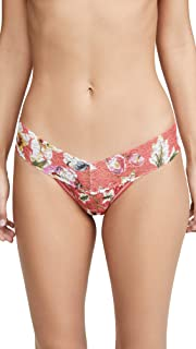 product image for hanky panky Women's Coral Floral Low Rise Thong