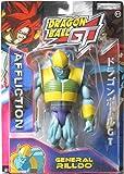 """Dragonball GT 6"""" GENERAL RILLDO (AFFLICTION) Action figure - JAKKS"""