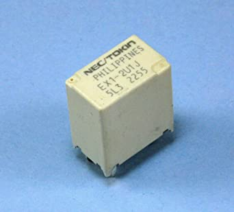 1pc NEC EX1-2U1S EX1-2U1J Automotive Relay 30A 12v 5 Pins