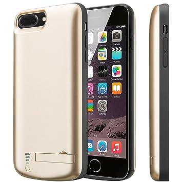 coque iphone 8 plus batterie compatible avec ecouteurs lightning