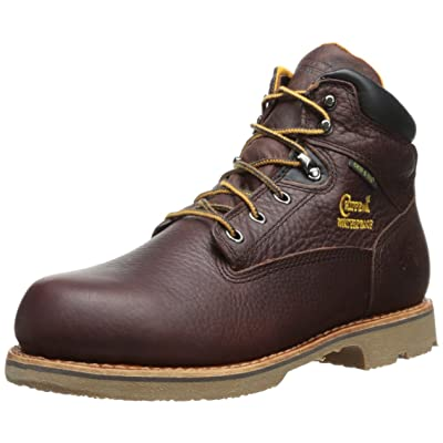 "Chippewa Men's 6"" Waterproof Insulated 72125 Utility Boot: Shoes"