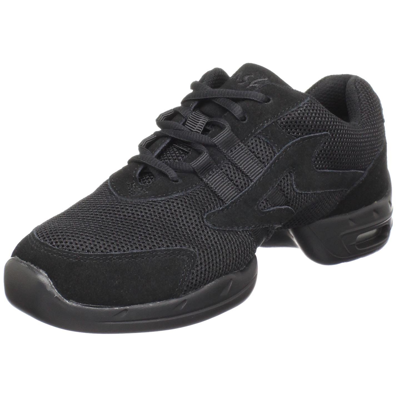 Sansha Motion Dance Sneaker B003VWCG2Y 15 M Sansha (13 M US Women's/10 M US Men's)|Black