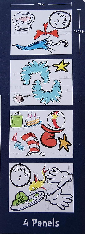 Dr Seuss 20 Piece Dress Up Kit for Kids