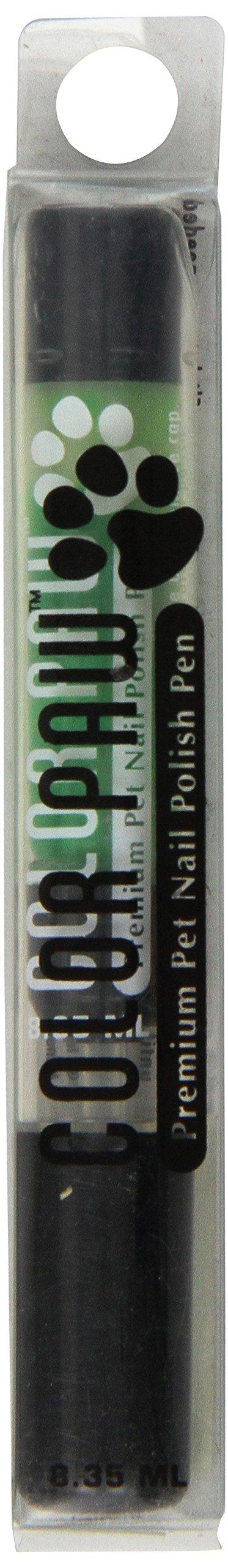 Color Paw Premium Pet Nail Polish Pen, 0.3-Ounce, Electric Lime