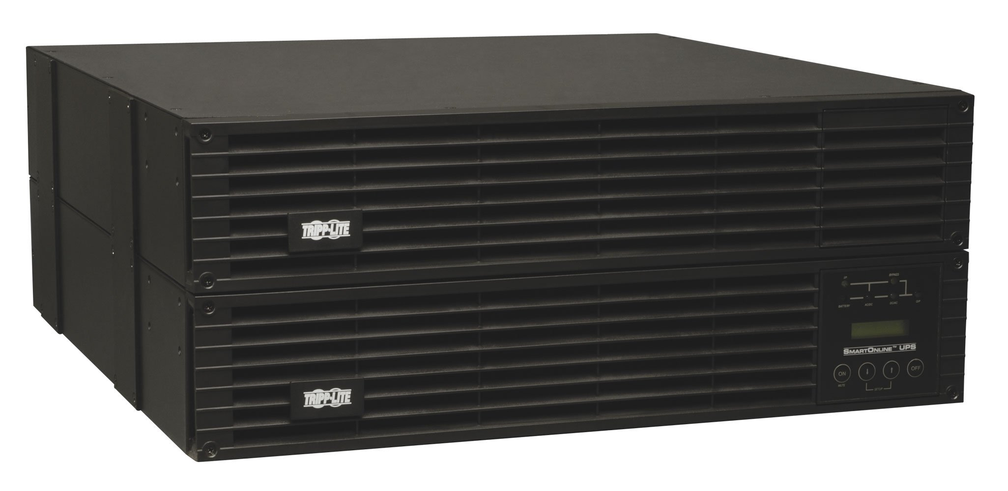 Tripp Lite SU6000RT4UHV 6000VA 5400W UPS Smart Online Rackmount 6kVA PDU 200-240V 4URM, 4 Outlets