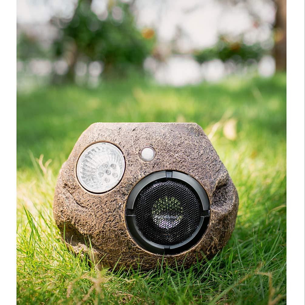 Solar Bluetooth Speakers Outdoor