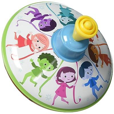 Schylling Little Classics Mini Tin Top: Toys & Games