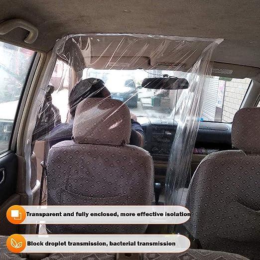 Amazon.es: 01 - Película de protección para coche o taxi ...