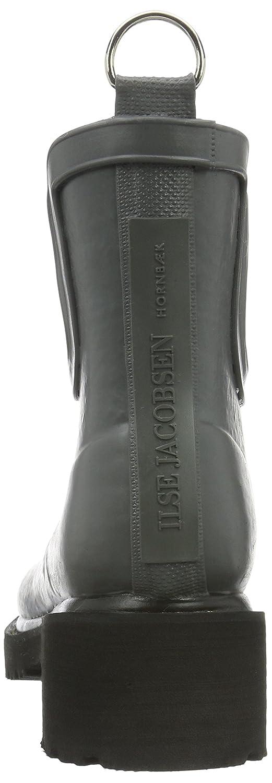 ILSE B01FMRW648 JACOBSEN Women's Rub 47 Rain Boot B01FMRW648 ILSE 41 EU / 11-11.5 B(M) US|Gray 0ddbcc