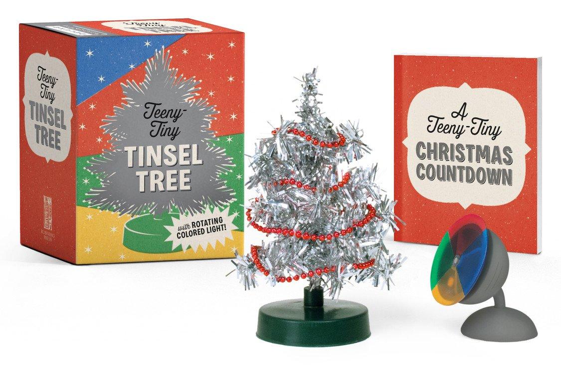 Teeny-Tiny Tinsel Tree (Miniature Editions)