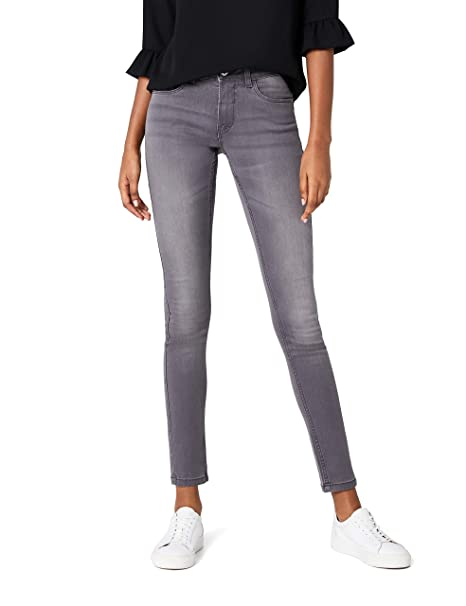 Only Ultimate Soft Reg. Skinny Grey Noos Vaquero Mujer