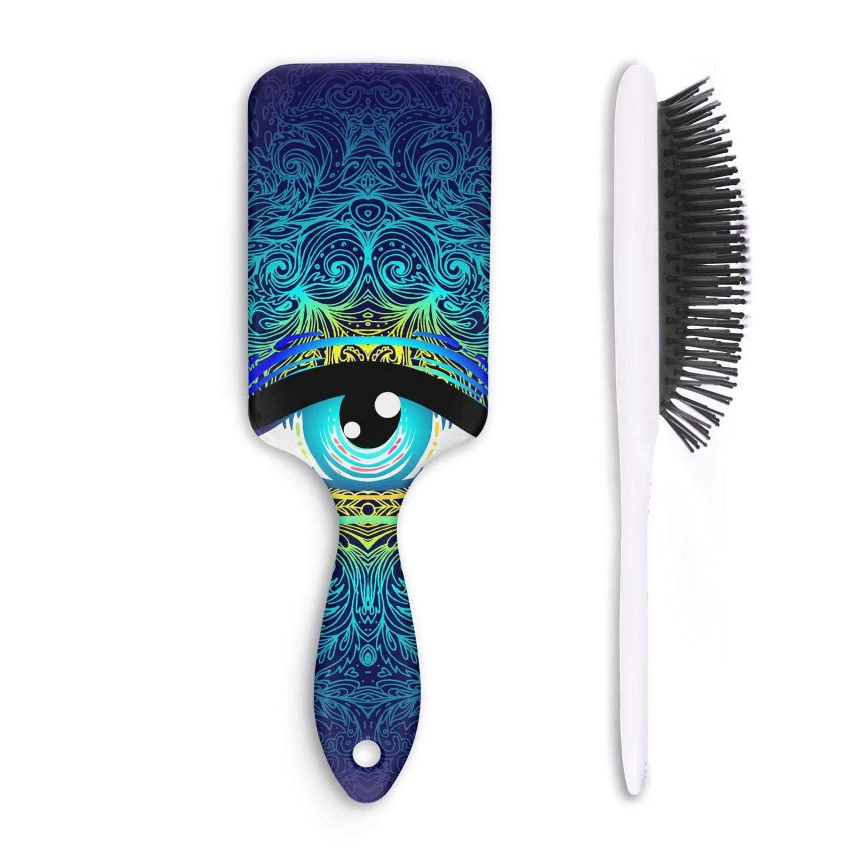 Amazon com : Seeing eye acid Mystic Hair Brush for Adults