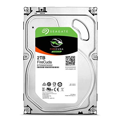 Image result for seagate 2tb firecuda