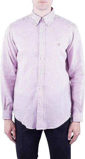 BROOKS BROTHERS - Camisa Casual - para Hombre: Amazon.es ...