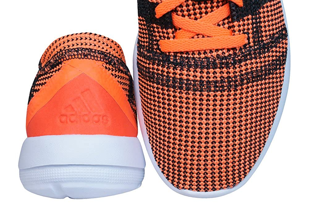 check out 4d635 93222 Amazon.com  adidas Element Refine Tricot Mens Running SneakersShoes-Orange -7  Road Running