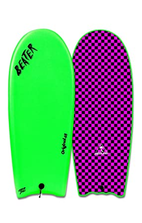 Catch Surf Beater Original 54 – doble Fin, verde esmeralda, un tamaño, verde