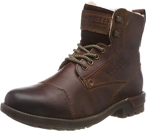 bugatti Herren 321621502200 Klassische Stiefel Kurzschaft Stiefel