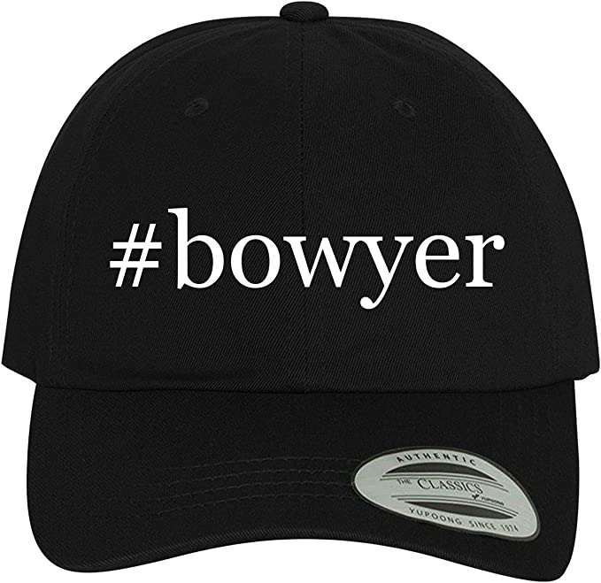 BH Cool Designs #bowyer Comfortable Dad Hat Baseball Cap