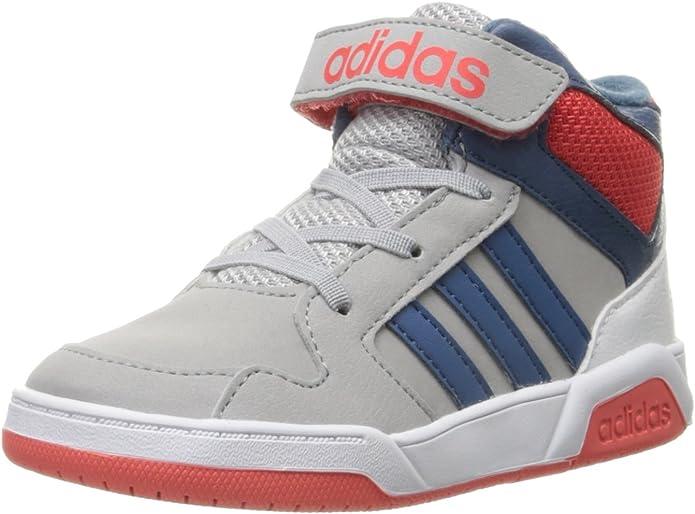 adidas Unisex-Child BB9TIS MID INF-K Sneaker