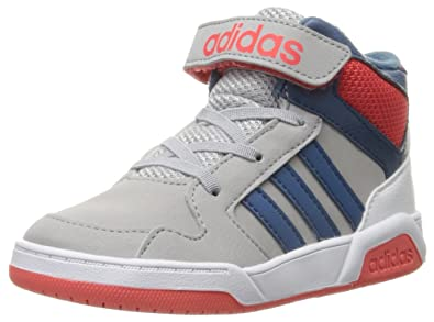 low priced 44399 acc12 adidas NEO BB9TIS Mid INF Shoe (Toddler),Clear Onix Grey Ash Grey