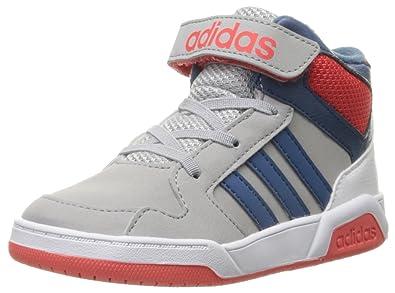 da343914eb42 adidas NEO BB9TIS Mid INF Shoe (Toddler)