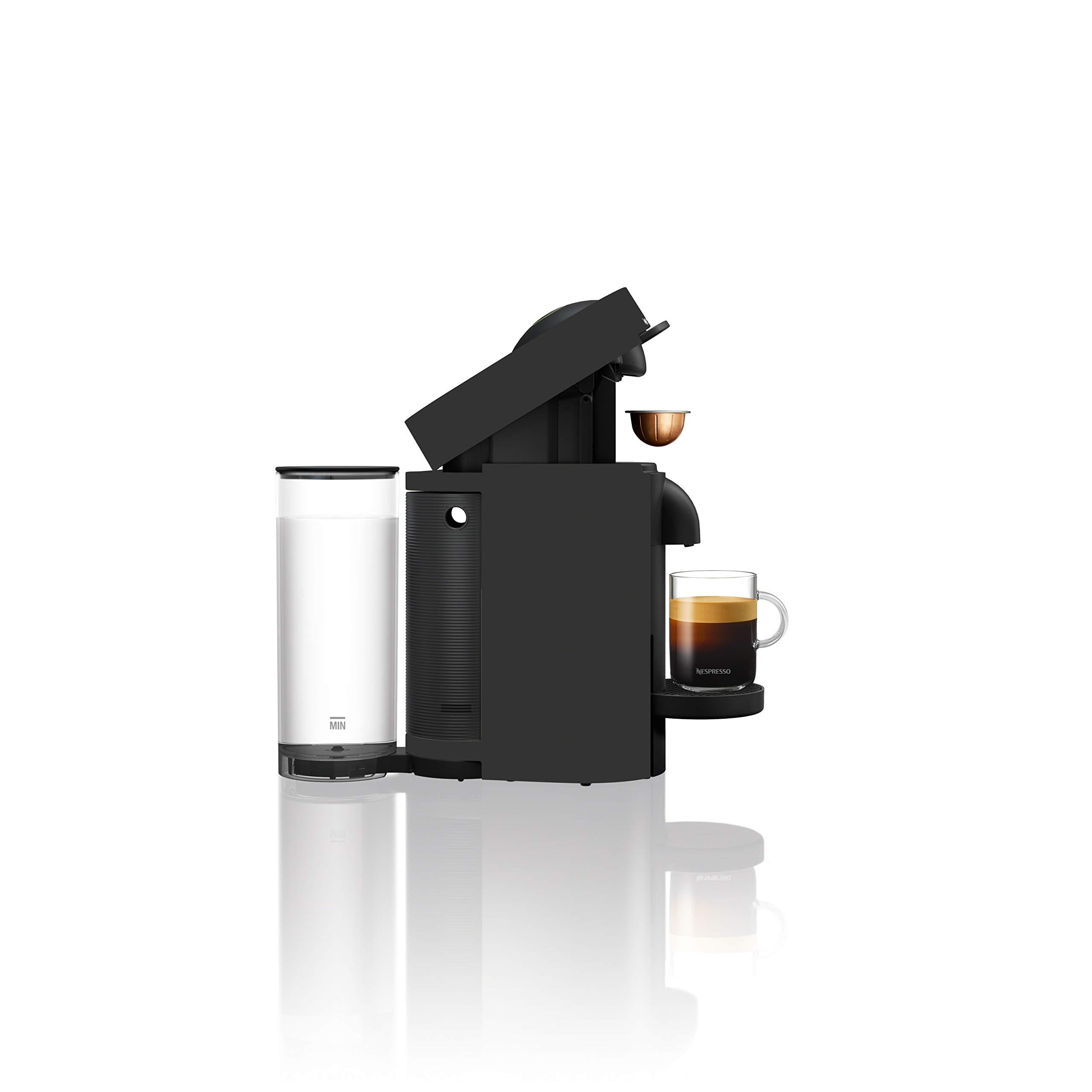Nespresso by De'Longhi ENV150BMAE VertuoPlus Coffee and ...