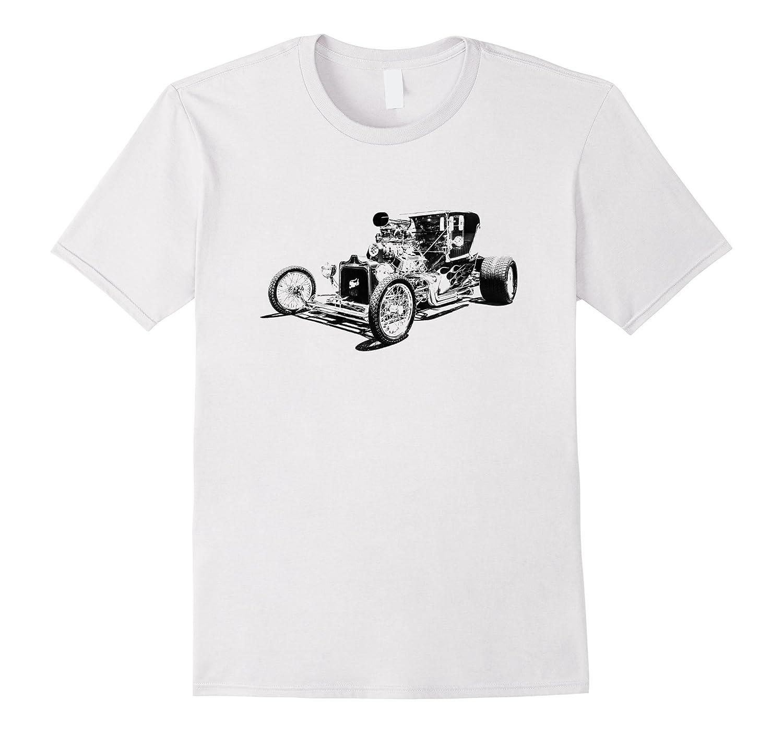 1927 T-Bucket Blown Hot Rod - Will Glover Collection Shirt-FL