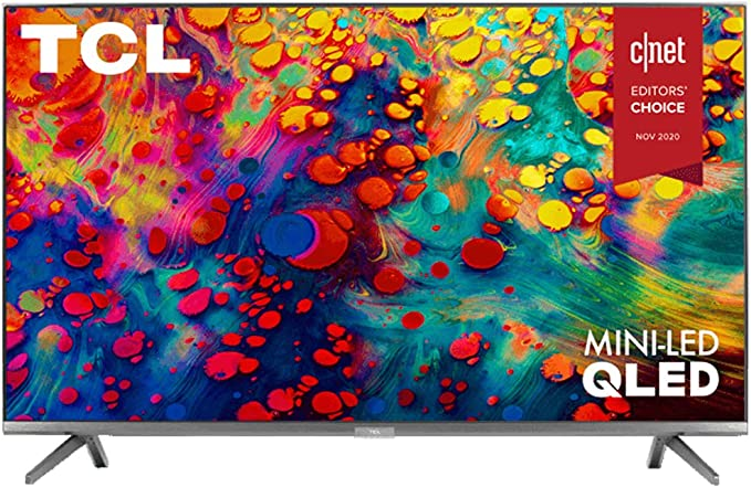 TCL 6 Series 4K Mini-QLED: Best 4K QLED TV under $1000: