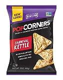 POPCORNERS Carnival Kettle, Popped Corn Snacks, 3oz