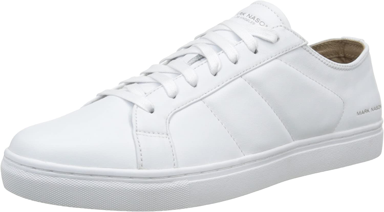 Mark Nason Men's Venice Sneaker,White